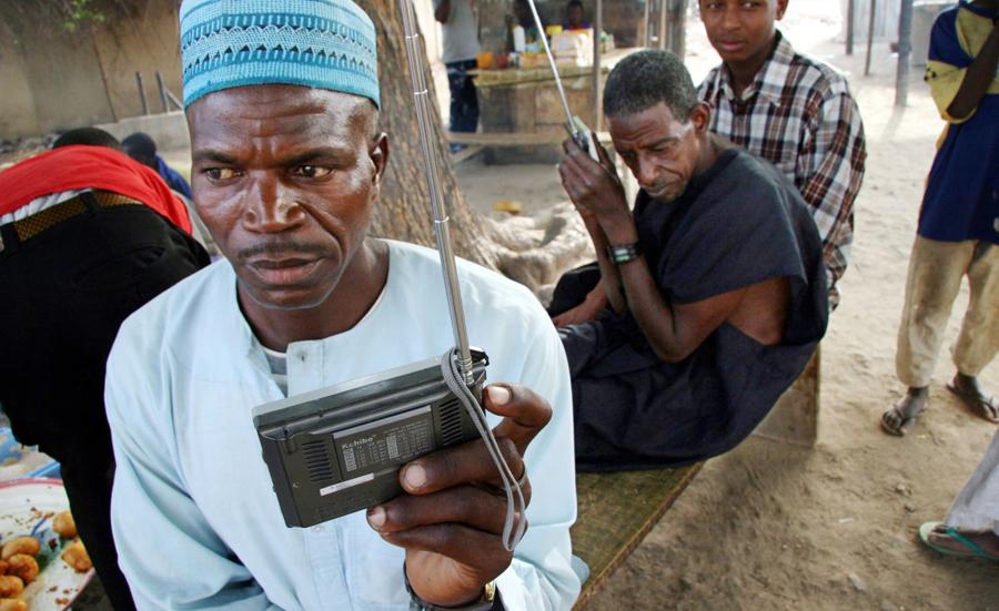A rádio tem um papel na difusão da música na Guiné-Bissau